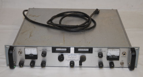SR-207, UHF Receiver, Tuneable