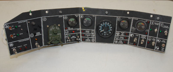 117297, Panel Assembly, Driver, M2A2