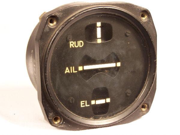 15101-1FA5, 1883, 10H, Three Axis Trim Indicator