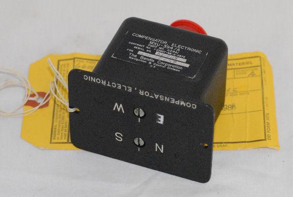 MXU-394/A, Q29A1, Compass Electronic Compensator