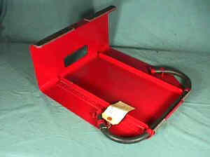 68D110033-1001 Ejection Seat Blatter Protector, F-15 Aircraft