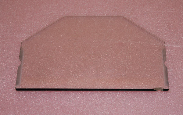 Heads Up Display (HUD) Glass, Small