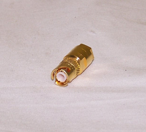 23P110-1, Connector Assembly, RF, Type TPS male