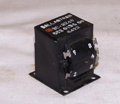 BC-3248, 662-0125-00, Transformer
