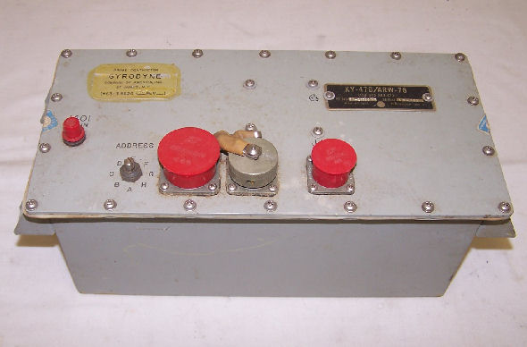 KY-476/ARW-78, 01-25865-A02, Decoder Assembly, Gyrodyne