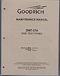 JcAIR DMT-37A, DME Test Panel, Parts List Book