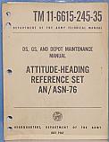 AN/ASN-76, Depot Maintenance Manual