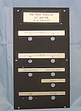 1128AV44265-39, Foward Right Pedestal Circuit Breaker Panel, EA-6