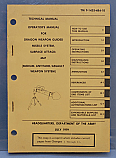 M47, Dragon, Guided Missile System, Operators Manual