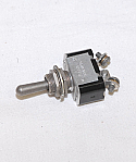 MS35058-31, SPDT, Momentary ON/OFF/ON, Toggle Switch