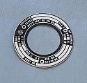 6650K58, Data Plate, 8DJ100 Series Indicator