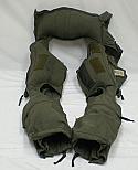 CSU-13B/P, Anti-G Garment Cutaway, Small Regular