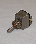 MS25307-222, DPST, On/Off, Toggle Switch