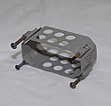 "123-1532J, 3.20"" x 1.50"" Instrument Clamp"