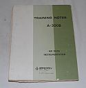 A-300B, Air Data Instruments Diagrams