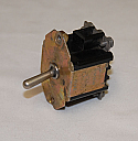 AN3226-1, 33TS1-2, 3PST, On/Off, Toggle Switch