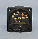 8AW43AAA1, AC Amp Meter, 0 - 250