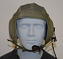 HGU-14A/P, D9799-6, Soft Helmet with Audio, NASA Surplus