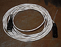 99083-002-025, Cable Assembly, 23', Audio