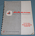 Johnson, Viking Five Hundred, Transmitter Operating Manual