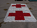 MIL-P-1577, Panel Marker, Red Cross