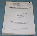 CH-53A, CH-53D Transmission Systems Maintenance Manual w/IPB